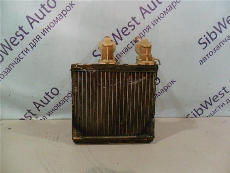 Радиатор печки Nissan Presea PR10 SR18DI 1991