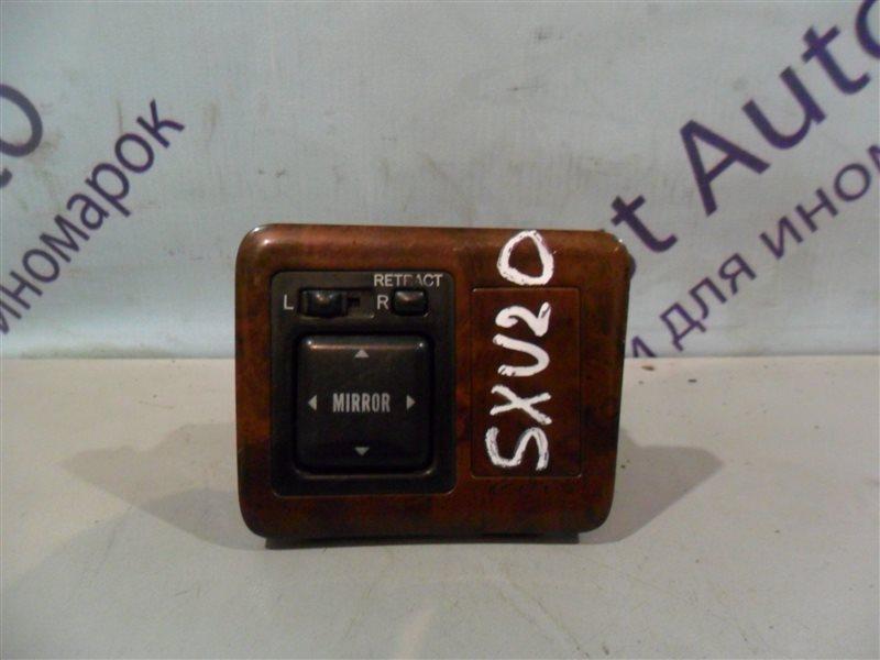 Блок управления зеркалами Toyota Camry Gracia SXV20 5SFE 1997