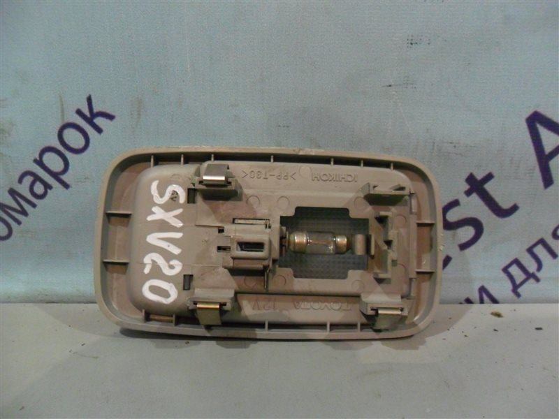 Плафон Toyota Camry Gracia SXV20 5SFE 1997