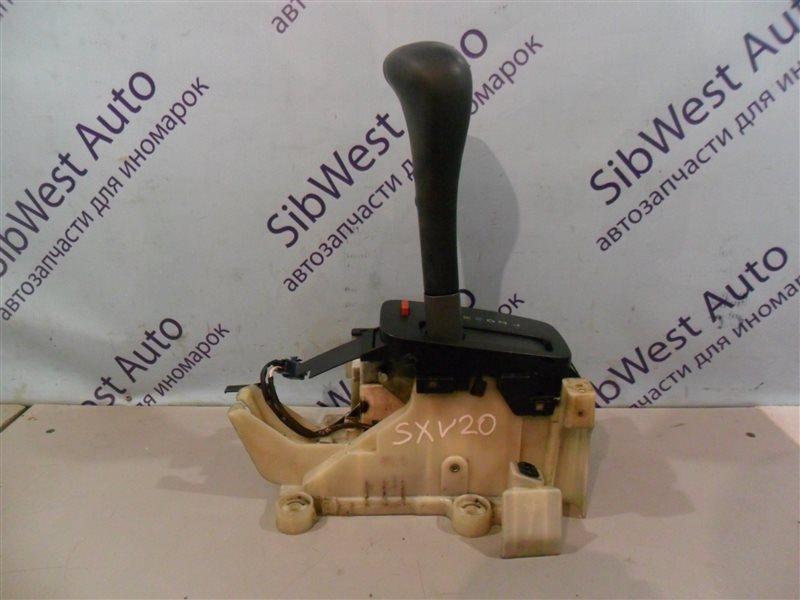 Рычаг переключения кпп Toyota Camry Gracia SXV20 5SFE 1997