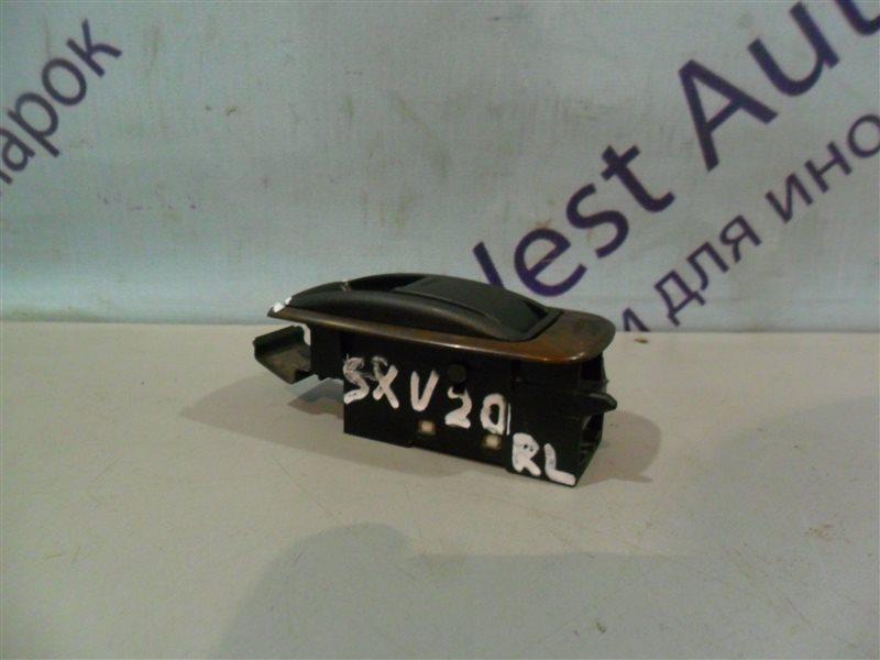 Кнопка стеклоподъемника Toyota Camry Gracia SXV20 5SFE 1997 задняя левая