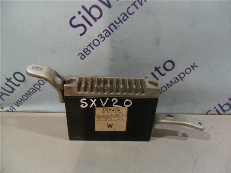 Электронный блок Toyota Camry Gracia SXV20 5SFE 1997