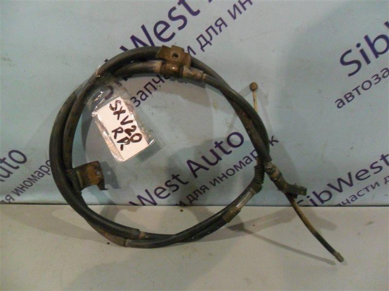 Тросик ручника Toyota Camry Gracia SXV20 5SFE 1997 задний правый