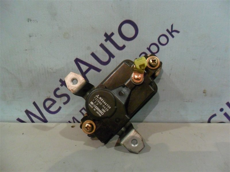Электропривод замка двери Mitsubishi Chariot N48W 4D68 1992 задний левый