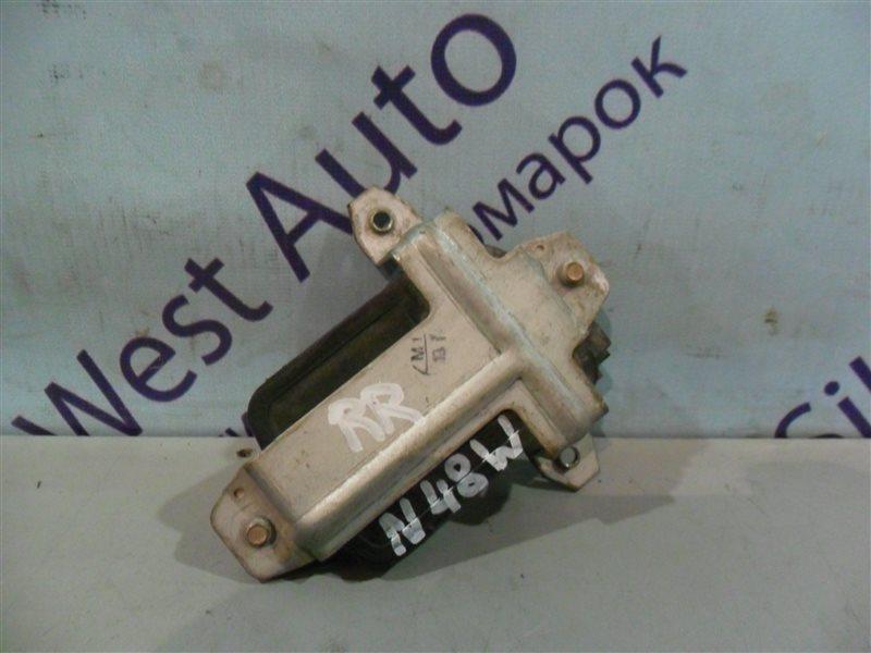 Электропривод замка двери Mitsubishi Chariot N48W 4D68 1992 задний правый