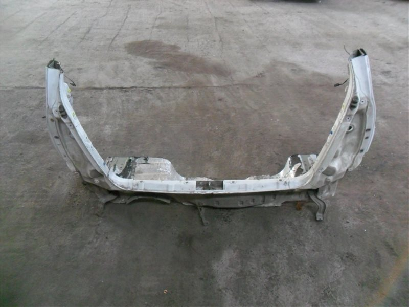 Задняя панель кузова Subaru Forester SG5 EJ202 2002 задняя