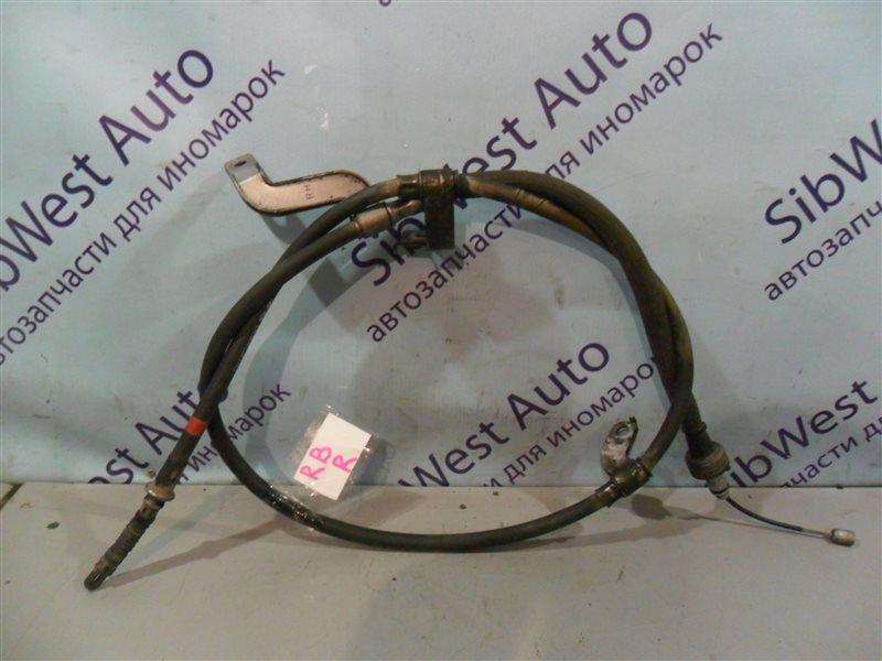 Тросик ручника Hyundai Solaris RB G4FA 2012 задний правый