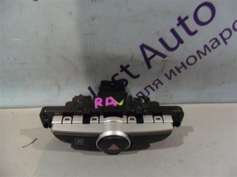 Кнопка аварийной сигнализации Hyundai Solaris RB G4FA 2012