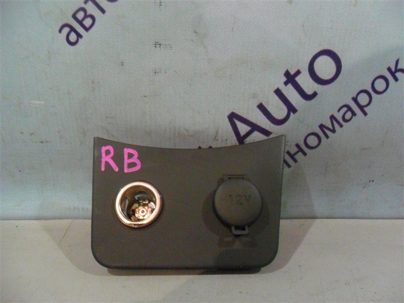 Гнездо прикуривателя Hyundai Solaris RB G4FA 2012