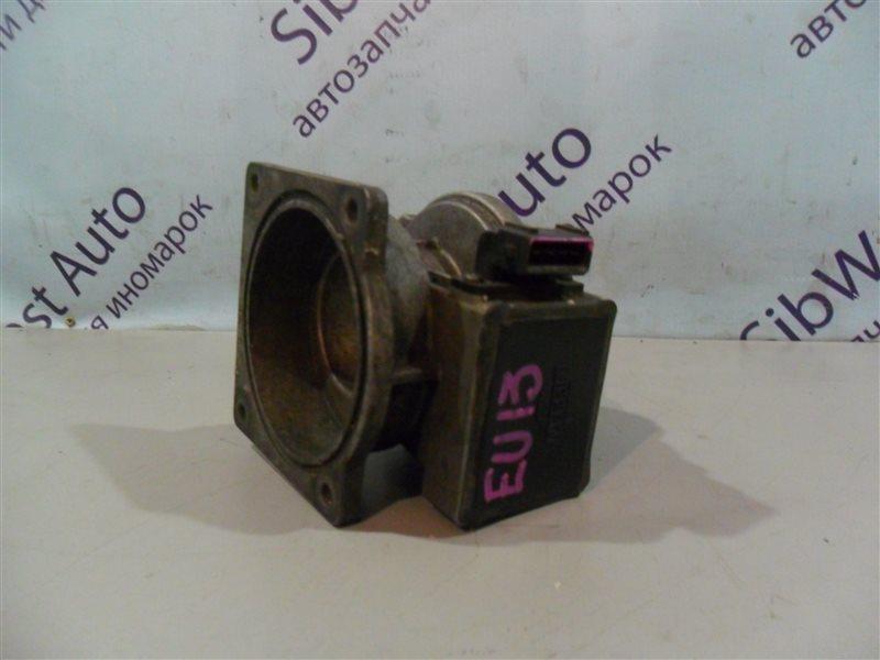 Расходомер воздушный Nissan Bluebird EU13 SR18 1991