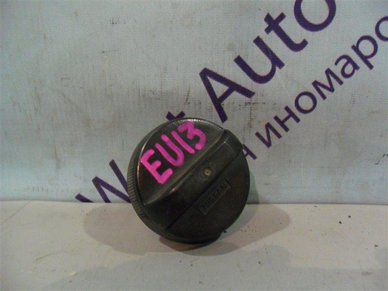 Крышка бензобака Nissan Bluebird EU13 SR18 1991