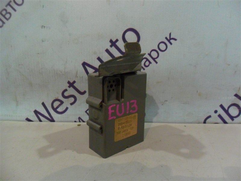 Блок управления замками Nissan Bluebird EU13 SR18 1991