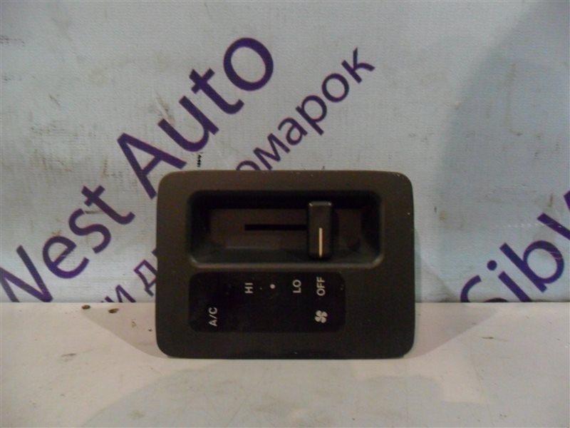 Блок управления климат-контролем Honda Odyssey RA2 F22B 1995