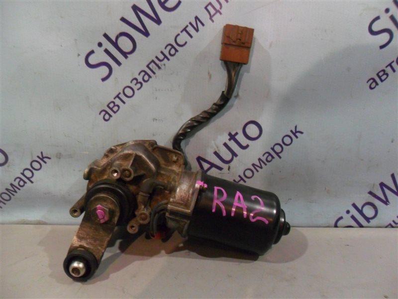 Мотор дворников Honda Odyssey RA2 F22B 1995 передний