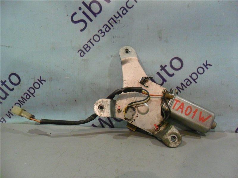Моторчик заднего дворника Suzuki Escudo TA01W G16A 1991 задний