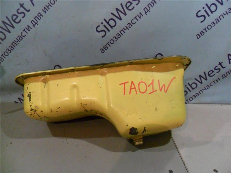 Поддон Suzuki Escudo TA01W G16A 1991