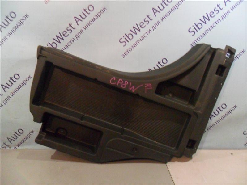 Обшивка багажника Mazda Premacy CP8W FP-DE 2000 задняя правая нижняя