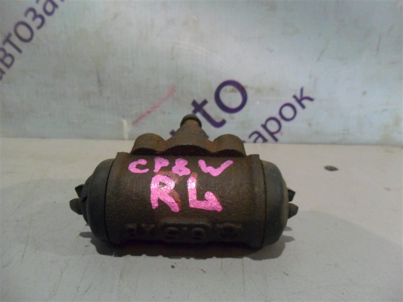 Тормозной цилиндр Mazda Premacy CP8W FP-DE 2000 задний левый