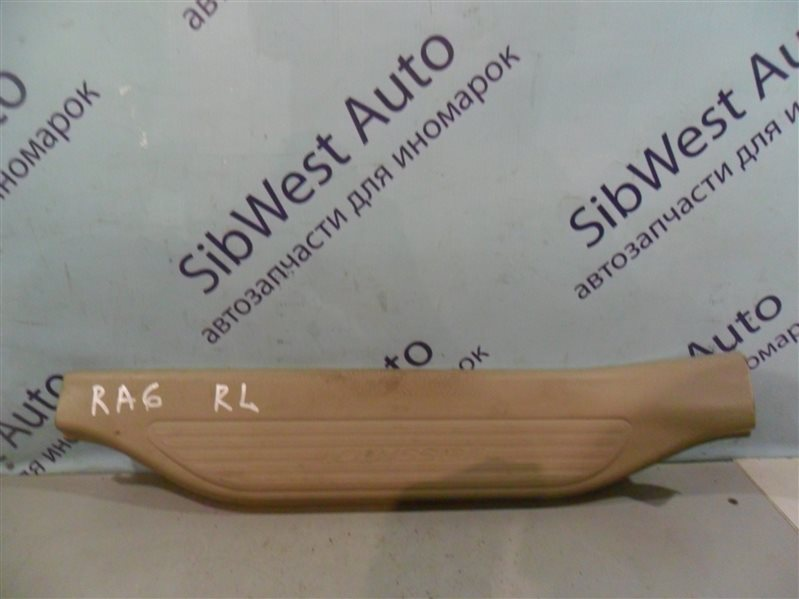 Порожек пластиковый Honda Odyssey RA6 F23A 2000 задний левый