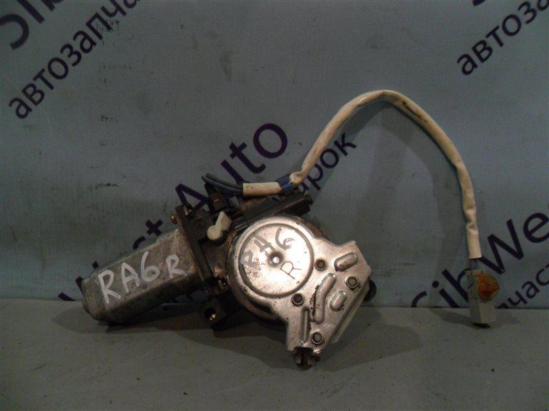 Стеклоподъемник Honda Odyssey RA6 F23A 2000 задний правый