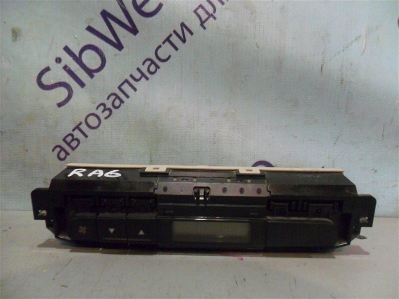 Блок управления климат-контролем Honda Odyssey RA6 F23A 2000 задний
