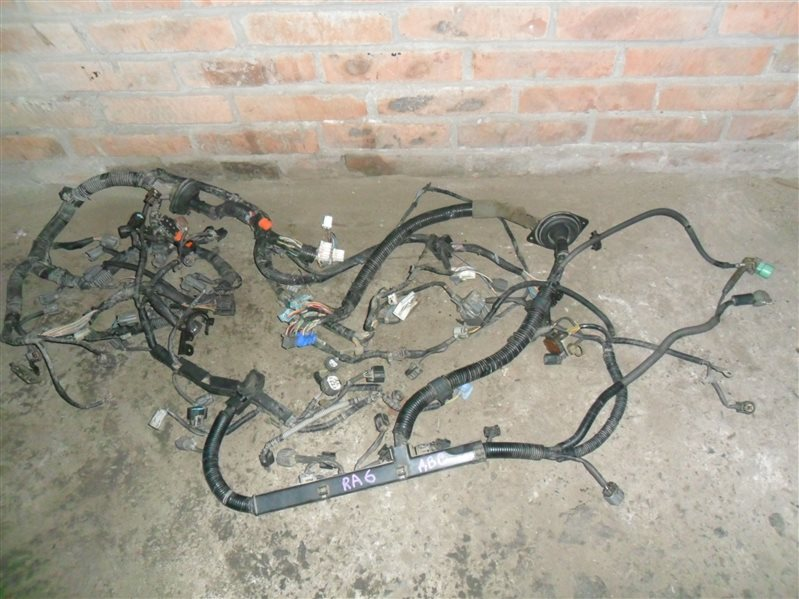 Коса двс Honda Odyssey RA6 F23A 2000