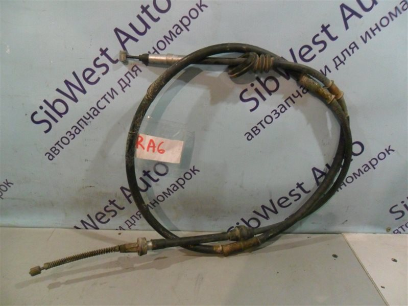 Тросик ручника Honda Odyssey RA6 F23A 2000 задний левый