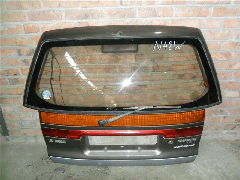 Дверь 5-я Mitsubishi Chariot N48W 4D68 1992