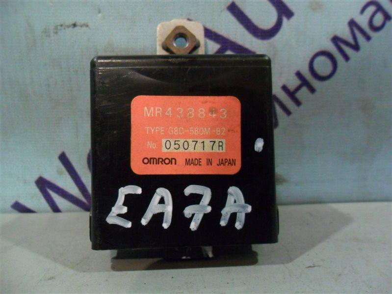 Блок управления дверьми Mitsubishi Galant EA7A 4G94(GDI) 2000