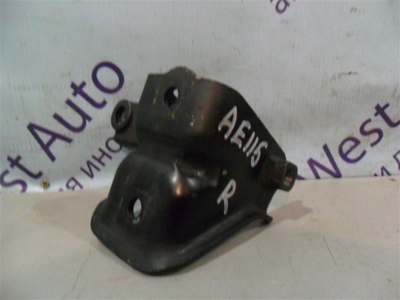 Кронштейн опоры двигателя Toyota Carib AE115 7AFE 1996 задний