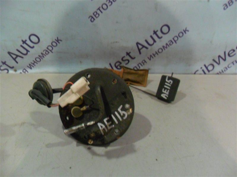 Датчик уровня топлива Toyota Carib AE115 7AFE 1996