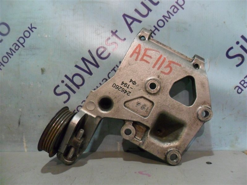 Крепление кондиционера Toyota Carib AE115 7AFE 1996