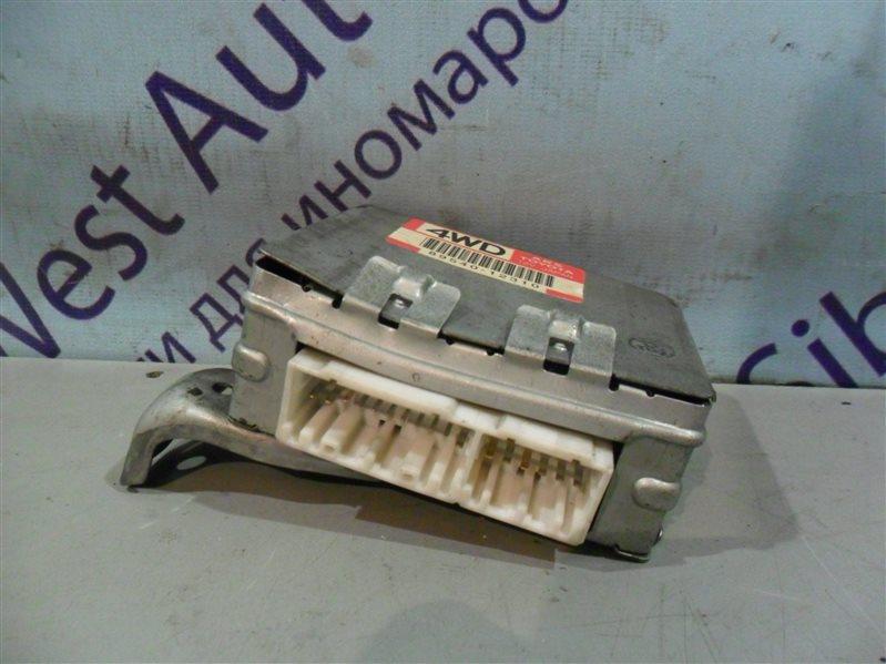 Блок управления abs Toyota Corolla AE114 4A-FE 1996