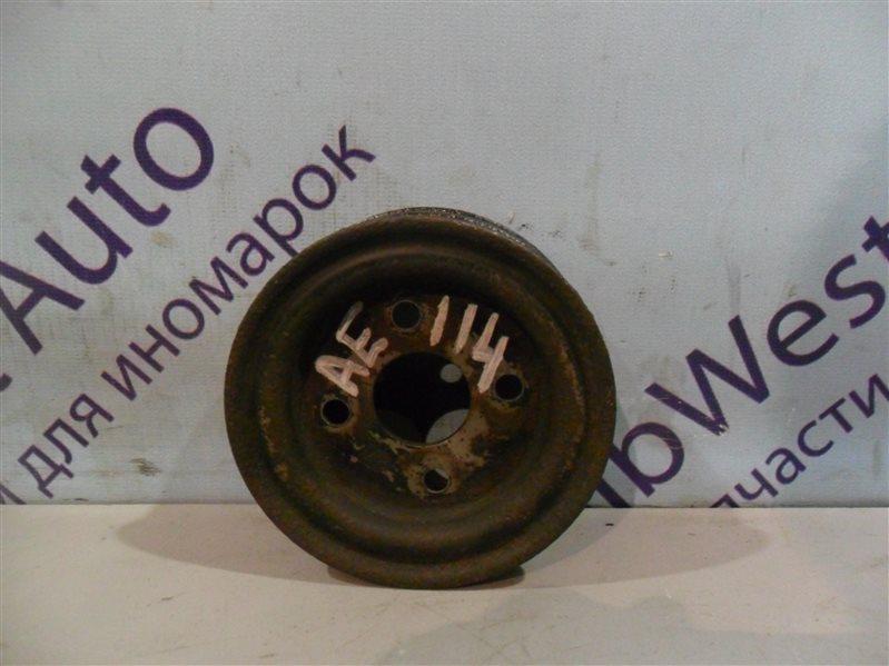 Шкив помпы Toyota Corolla AE114 4A-FE 1996
