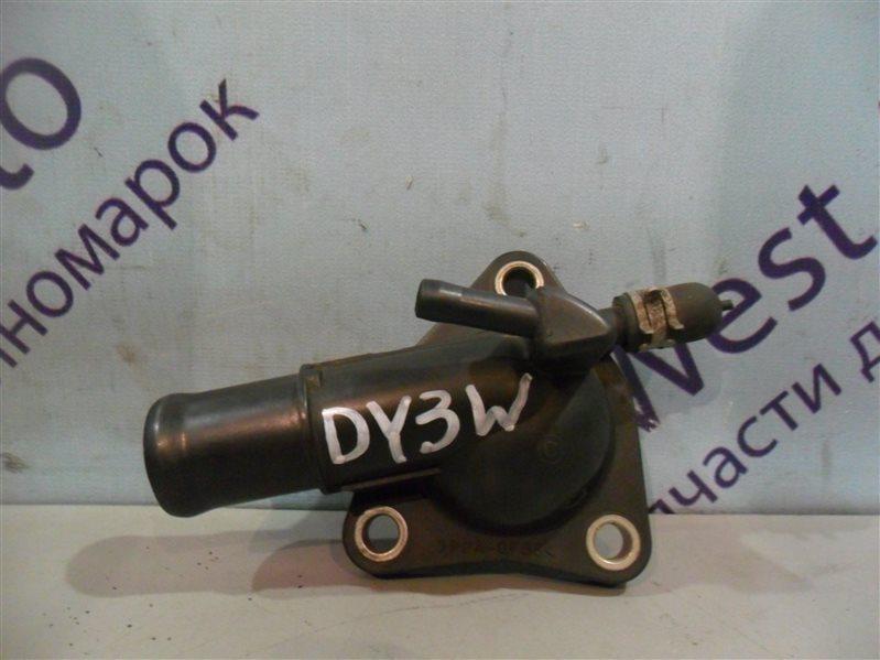 Патрубок радиатора Mazda Demio DY3W ZJ
