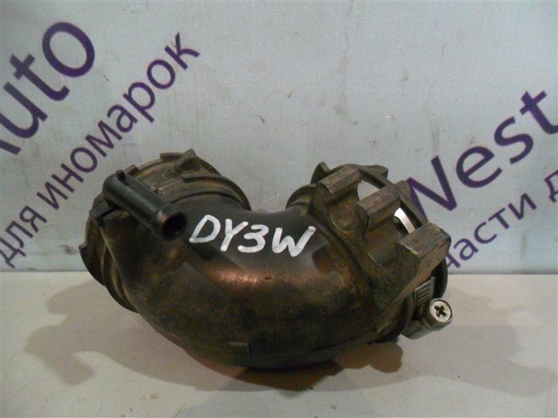 Гофра воздушного фильтра Mazda Demio DY3W ZJ