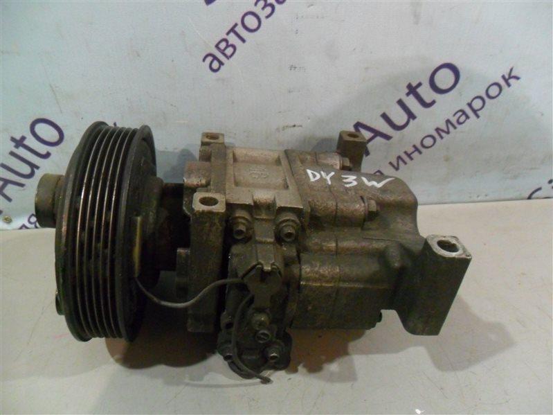 Компрессор кондиционера Mazda Demio DY3W ZJ