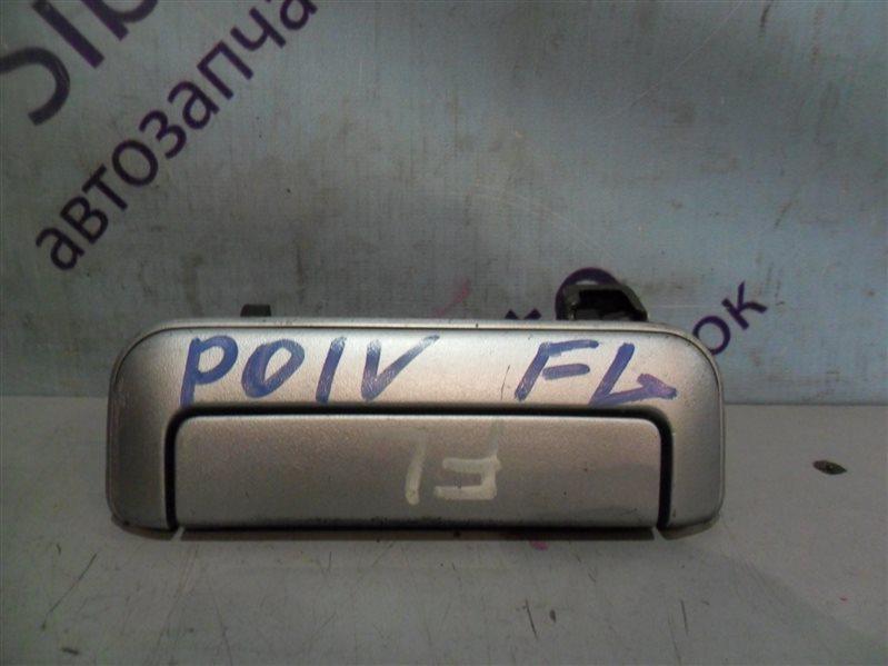 Ручка двери внешняя Mitsubishi Delica P01V G33B 1990 передняя левая