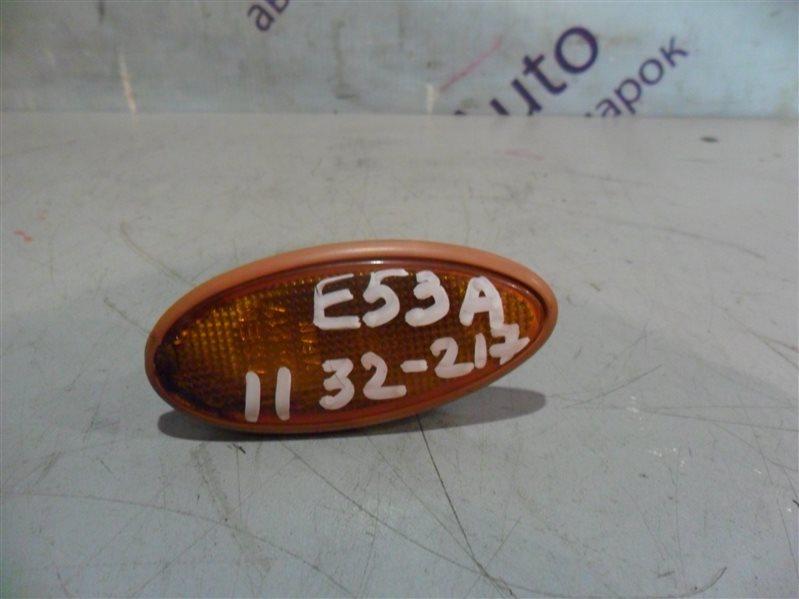Повторитель в крыло Mitsubishi Galant E53A 6A11 1993