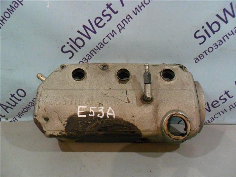 Клапанная крышка Mitsubishi Galant E53A 6A11 1993 правая