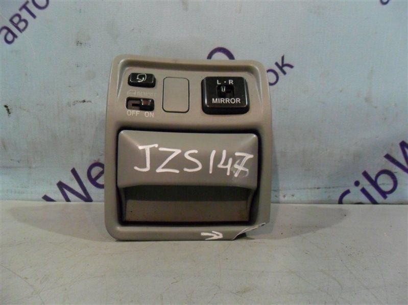 Блок управления зеркалами Toyota Aristo JZS147 2JZGE 1996