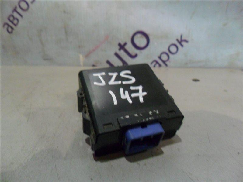 Электронный блок Toyota Aristo JZS147 2JZGE 1996