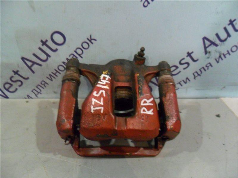 Суппорт Toyota Aristo JZS147 2JZGE 1996 задний правый