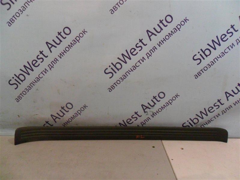 Порожек пластиковый Toyota Aristo JZS147 2JZGE 1996 передний левый