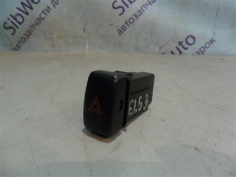 Кнопка аварийной сигнализации Toyota Corsa EL53 5E-FE 1997