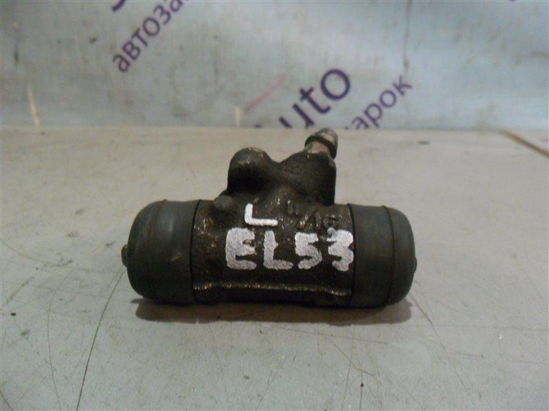 Тормозной цилиндр Toyota Corsa EL53 5E-FE 1997 задний левый