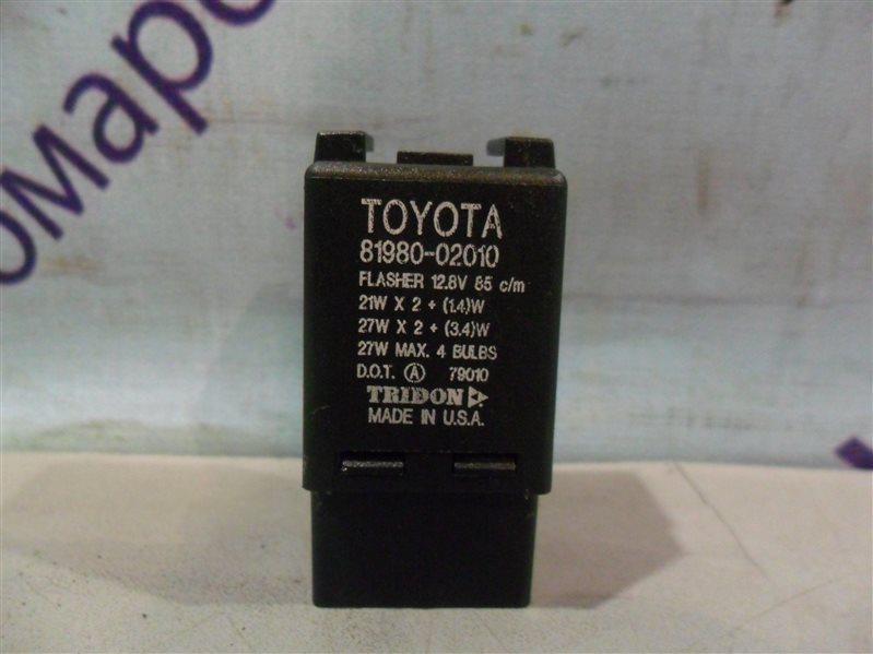 Реле поворота Toyota Corsa EL53 5E-FE 1997
