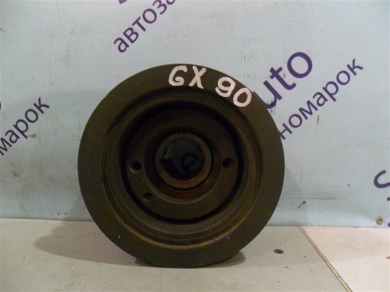 Шкив коленвала Toyota Cresta GX90 1GFE 1993