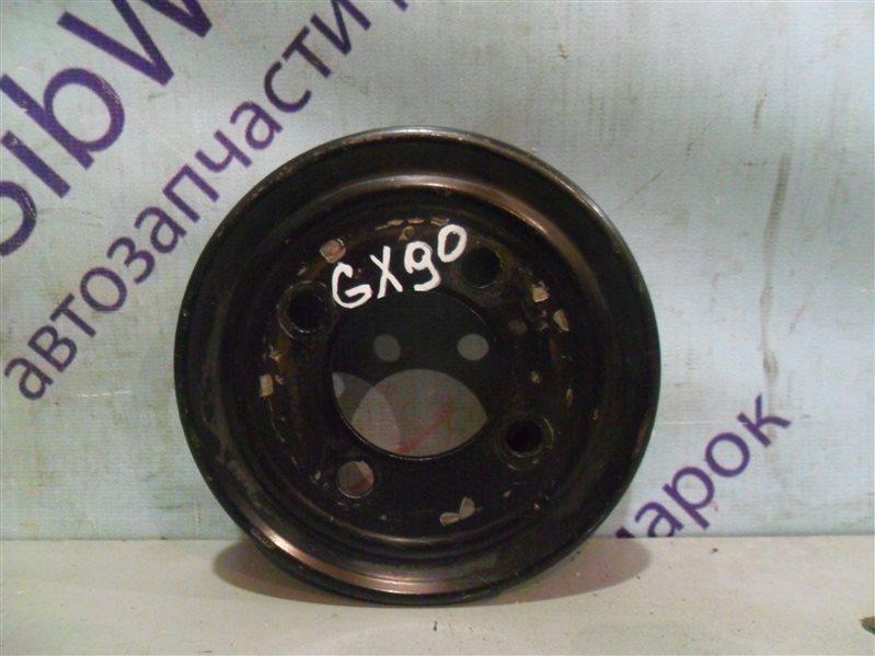Шкив помпы Toyota Cresta GX90 1GFE 1993