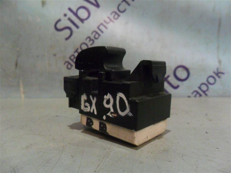 Кнопка стеклоподъемника Toyota Cresta GX90 1GFE 1993 задняя правая